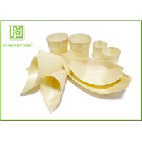Wholesale Wholesale Disposable Wooden Sushi Boat / Food Container for Food from china suppliers