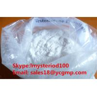 Wholesale Pure Anabolic Testosterone Enanthate Bulking Steroid Powder 315-37-7 for Tablet Medicine from china suppliers