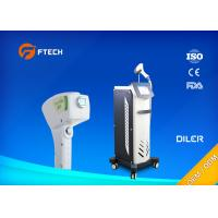 China 1000w Vertical Mobile Laser Hair Removal Machine / Painless Laser Hair Removal Machine on sale