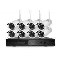 Wholesale 2.0MP Home Wireless Cctv Kits 8PCS IP Camera With ICR Infrared Led Night Vison from china suppliers