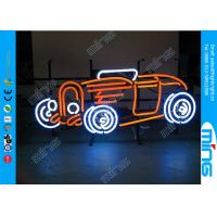 Wholesale 10mm Motel Open Jeep Neon Sign Lamp in Blue with UL CE Certificated from china suppliers