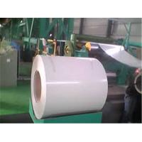 Wholesale Anti - Scratch Writing Broad Color Coated Galvanized Steel Coil Green / White For Office from china suppliers