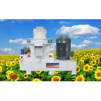 Wholesale Jingerui 1-1.5 t/h customized color biomass sunflower stem granulator machine for sale from china suppliers