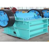 Wholesale PE250×750 Jaw Crusher  higher feeding capacity and productivity machine from china suppliers