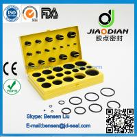 Wholesale JIS O-Ring Kit with SGS RoHS FDA Certificates AS568 Standard (KITS-SEAL-0004) from china suppliers