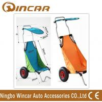 Wholesale Aluminum Folding Beach Cart / surf fishing Cart Kayak Trolley from china suppliers