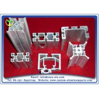 Wholesale OEM Aluminum Parts Manufacturing 6000 Series Industrial Aluminum Extrusion Profiles from china suppliers