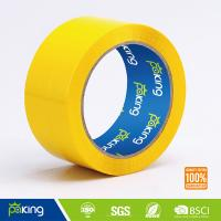 Wholesale Factory Sell Directly BOPP/OPP Yellow Color Packaging Tape with your brand from china suppliers