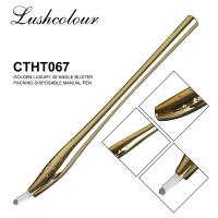 Wholesale Latest Products our  Champagne Disposable Microblading Pen with Blister Packing from china suppliers