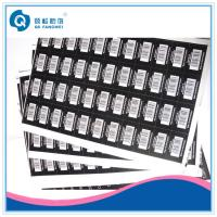 Wholesale Glossy Self Adhesive Barcode Labels Printing For Meat / Biscuit / Drug from china suppliers