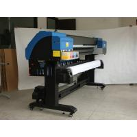 Wholesale DX7 Epson Eco Solvent Printer / 1.8M Eco Solvent Printing Machine from china suppliers