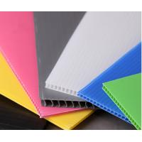 Wholesale 4' x 8' Roofing Corrugated Plastic Sheets for Greenhouse , Waterproof from china suppliers