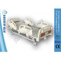 Wholesale Custom Made Electric Icu Hospital Bed With Center Locking System from china suppliers