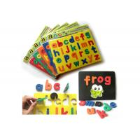Wholesale Promotional EVA Magnetic Puzzles, Childrens Educational Toys with Rubber magnet from china suppliers