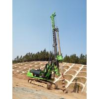 Wholesale Drilling Depth 32m Max. torque 90kN.m Rotary Hydraulic Pile Driving Machinery  TYSIM KR90C from china suppliers