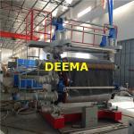 Plastic PVC Marble Sheet Machine Plastic Mat Making Machine 350-400Kg/h