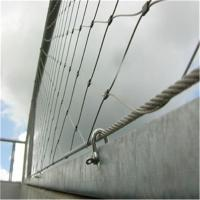Wholesale High quality stainless steel cable wire netting mesh/ rope mesh from china suppliers