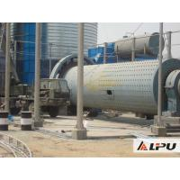 Wholesale Low Energy Consumption Cement Ball Mill Equipment , Industrial Ball Mill from china suppliers