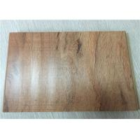 Wholesale Oak Distressed White Laminate Flooring with Square / V Groove Edge 1215 * 165 * 12mm from china suppliers
