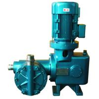Wholesale Double Electric Driven Diaphragm Pumps , Liquid Diaphragm Pump 570 LPH 40 Bar from china suppliers
