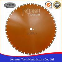 Wholesale Wall Saw Diamond Saw Blades 760mm for refinorced concrete, 42segment , fast cutting from china suppliers