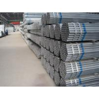 Wholesale Galvanized Steel Pipes Including Round, Square and Rectangular Pipes With ISO9001 standard from china suppliers