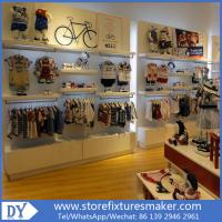 Wholesale Lovely Kids Clothes Shops - Manufactory Baby Kids Shop display furnitures with led  lights from china suppliers