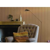 Wholesale Durable Waterproof PVC European Concise Wall Covering Striped Wallpaper from china suppliers