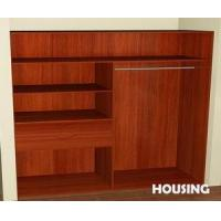Wholesale Wood Veneer Wardrobe (HW-V01) from china suppliers