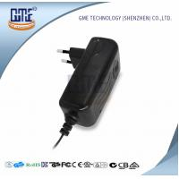 Wholesale CCTV Cameras EU Plug Power Adapter AC DC  Black 90V - 264V AC Input Voltage from china suppliers