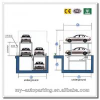 Wholesale 2-3 Floors Cheap and High Quatity Smart Car Parking System Residential Pit Garage Parking from china suppliers