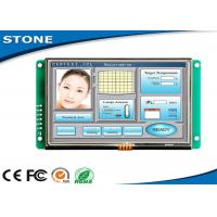 Wholesale Custom High brightness 5 TFT LCD Module Cortex CPU lcd video monitor from china suppliers