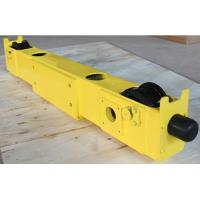 Wholesale 40Cr Open Gear Bridge Crane End Trucks / Wheel Block For End Carriage Overhead Crane from china suppliers