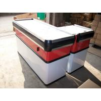 Quality Metal Affordable Cashier Retail Store Checkout Counters For Retail Shop / Supermarket for sale