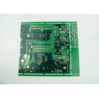 Wholesale Immersion Gold 8 layers Multilayer PCB Board with UL Certification and Green solder Mask from china suppliers