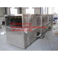 Wholesale Fully Automatic Tunnel pasteurizer for bottling beer, juice, carbonated drink from china suppliers
