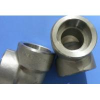"Quality Supply 1/2""-4"" 3000LB A105N forged NPT thread Femal Male elbow for sale"