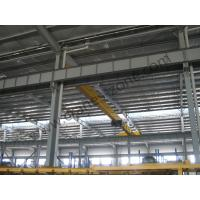 Buy cheap Light duty electric Single girder overhead cranes travelling crane with 10 T load capacity from wholesalers