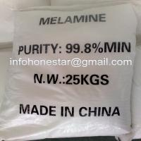 Wholesale melamine powder 99.8 from china suppliers