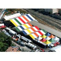 Wholesale Spaious Spaious Exhibition Event Tents For Party Solution / Workshop / Fashion Show from china suppliers