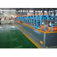 Wholesale Automatic welded steel pipe production line/ERW tube mill machine from china suppliers