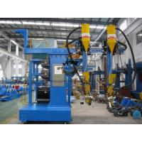 Wholesale Cantilever H Beam Welding Machine / Submerged ARC Welding Machine from china suppliers