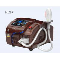Quality Portable IPL Beauty Hair Removal Machine, Skin Rejuvenation lifting Equipment for sale