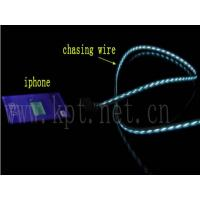 Wholesale iphone 4s usb charge neon cable from china suppliers