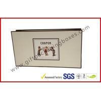 Wholesale Clear Windows Chocolate Packaging Boxes , Special Cake Gift Box from china suppliers