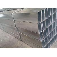 Wholesale Structure Square Steel Pipe ASTM A500 A500 Grade A Grade B Grade C With Zinc Coating from china suppliers