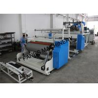 Wholesale 1000 mm Stretch Film Jumbo Roll Extrusion Machine With Two Screw For 2 Layer from china suppliers