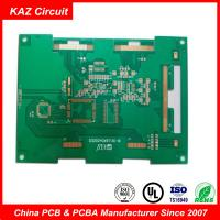 Wholesale Immersion Gold Enig Finish Pcb Green Soldmask 1oz Copper Multilayer PCB from china suppliers