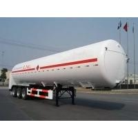 Wholesale 53000L-3 Axles-Cryogenic Liquid Lorry Tanker for LNG from china suppliers