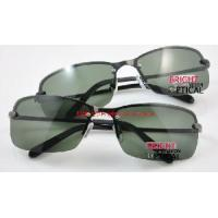 Wholesale Sports Half-Rim Grey Man′s Polarized Sunglasses  (10710) from china suppliers